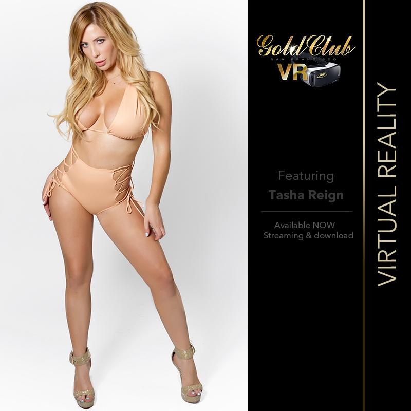 Tasha Reign Nude Lapdance